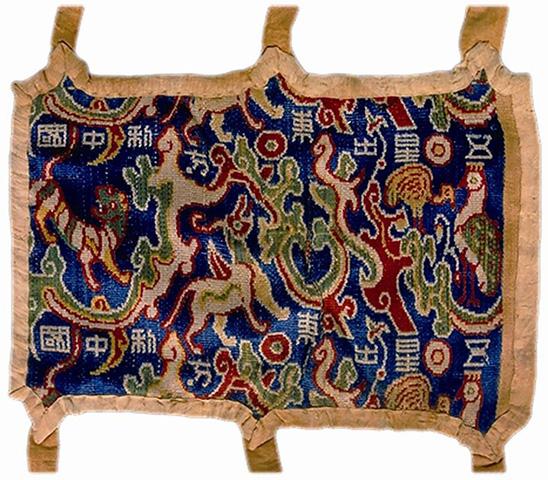 手工制作动物布袋